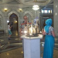В мечети :: Владимир Ростовский