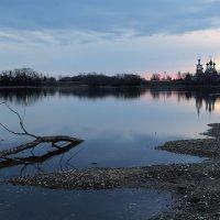 Без суеты в рассветный час... :: Юрий Морозов