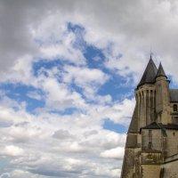 Самур - французская Брестская крепость :: Владимир Gorbunov