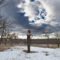 Небо весны :: Женя Рыжов