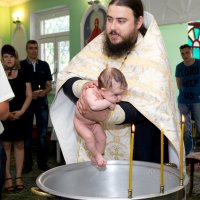 крещение :: Юрий Удвуд
