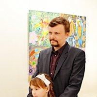 Моя дочка малює :: Степан Карачко
