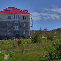 дом на отшибе :: Валерий Дворников