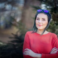 ♥♥♥ Анютка, кадр с прогулки ♥♥♥ :: Alex Lipchansky