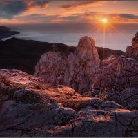 Восход на Ай-Петри :: Валерий Шейкин