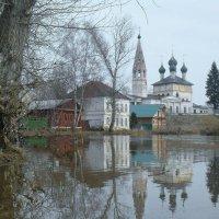 Нерехта - малые реки России :: Святец Вячеслав