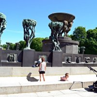 В парке Вигеллана :: Ольга
