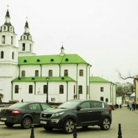 Минск :: Ольга Метла