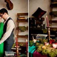 Love Story Антона и Иры :: Ольга Куценко