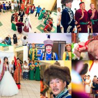 Бурятский свадебный обряд :: Павел Крутенко