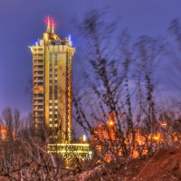 здание Газпрома :: Павел Бирюков