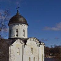 Церковь :: Юрий Тихонов