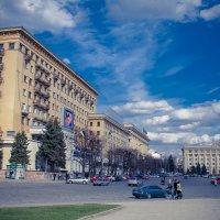 Площадь свободы :: Алексей Гончаров