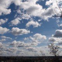 ... облачный день... :: Александр Герасенков