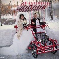 Владимир и Дарья :: Юлия Руденкова