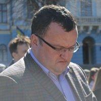 Олексій Каспрук, міський голова :: Степан Карачко