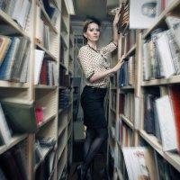 """Фотопленер """"В стенах библиотеки"""" :: андрей мазиков"""