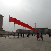 Площадь Тяньаньмэнь :: svk