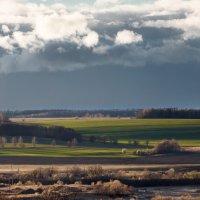 Вид из Бёхово за Оку. 2015.04.16 :: dbayrak Дмитрий Байрак