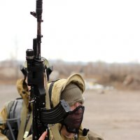 Скоро в бой :: Дмитрий Арсеньев