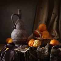 Традиционный с апельсинами №1 :: Татьяна Карачкова