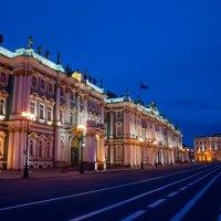 Зимний дворец :: Михаил Сахнов