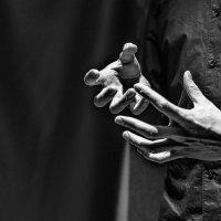 Жест, просто жест, и он был разным каждый раз :: Ирина Данилова