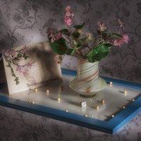 О приглашении на свадьбу, райских птицах и ребусах жизни....Совет да любовь... :: Лилия *