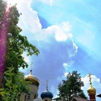Купола Собора Трех Святителей :: Natalisa Sokolets