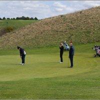 Игроки в гольф :: Lmark