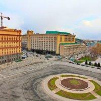 Лубянская площадь :: Дмитрий Сушкин