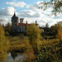 Башня императора Павла. :: Наталья Лунева