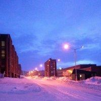 Цвет полярной ночи :: Kira Martin