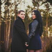 Наташа и Роман :: Катя Бакшенева