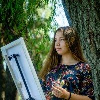 Кристина :: Катя Бакшенева