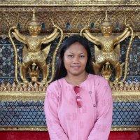 Таиланд. Бангкок. В комплексе королевского дворца :: Владимир Шибинский