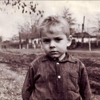 Вовочка.  1956 год :: Нина Корешкова