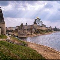 Псков на Пасху :: Александр Ануфриев