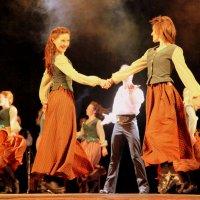 Шоу ирландского танца :: Ирина Фирсова
