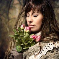 Весенний портрет :: Фотохудожник Наталья Смирнова