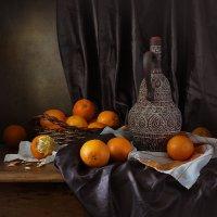Традиционный с апельсинами №2 :: Татьяна Карачкова