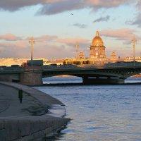 Благовещенский мост :: Наталья Левина