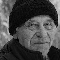 Дедушка :: Екатерина Зенина