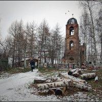 Первый снег :: Николай Белавин