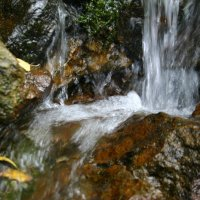Гремячий водопад под Сергиевым Посадом :: Максим Красиков