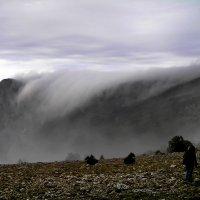 там.....под облаками..... :: Марина Брюховецкая