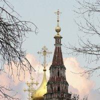 Храм Воскресения Хрества в Кадашах. :: Михаил Малец