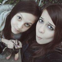 с Ликой *_* :: Stasya Tsarkova