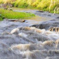 Течет ручей,бежит ручей.... :: Екатерина Валейская