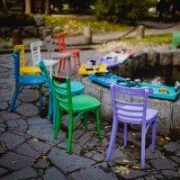 уличное кафе :: Ольга Коблова